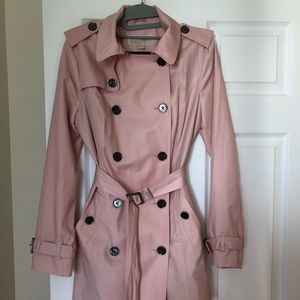 Micheal Kors Blush Trench